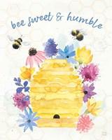 Bee Harmony IV Fine-Art Print