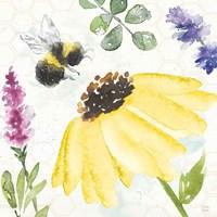 Bee Harmony III Fine-Art Print