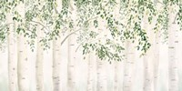 Fresh Forest Green Fine-Art Print