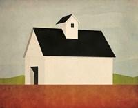 Fall Barn Fine-Art Print
