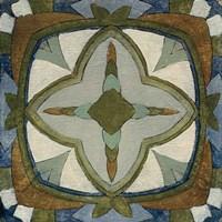 Old World Tile X Fine-Art Print