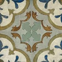 Old World Tile VIII Fine-Art Print