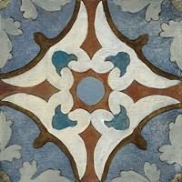Old World Tile VII Fine-Art Print