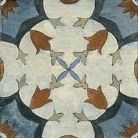 Old World Tile V Fine-Art Print