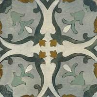 Old World Tile III Fine-Art Print