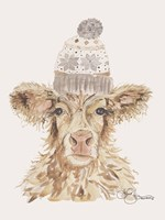 Cozy Cow Fine-Art Print