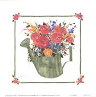 Ivy & Friends Fine-Art Print