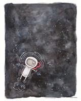 Swim in Space Fine-Art Print
