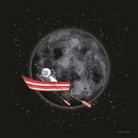 Sail to the Moon Fine-Art Print