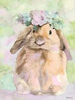 Bunny Bella Fine-Art Print