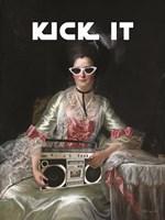 Kick It Fine-Art Print