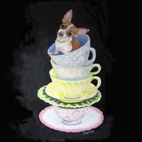 Chihuahua Teacups Fine-Art Print