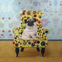 Pug-a-dots Fine-Art Print