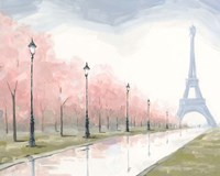 Paris au Printemps I Fine-Art Print