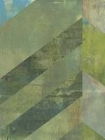 Emerald Canopy I Fine-Art Print