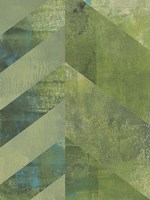 Emerald Canopy II Fine-Art Print