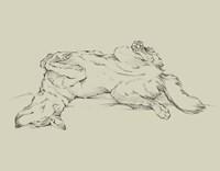 Dog Tired IV Fine-Art Print