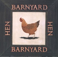 Hen Fine-Art Print