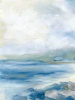 Rocky Shoreline Fine-Art Print