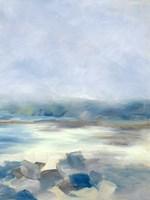 Foggy Shores Fine-Art Print