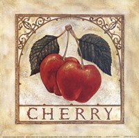 Fancy Cherry Fine-Art Print