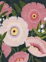 Nighttime Blooms II Fine-Art Print