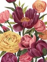 Balmy Blooms I Fine-Art Print