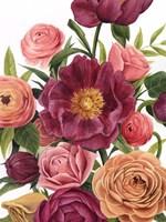 Balmy Blooms II Fine-Art Print