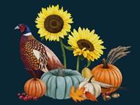 Pheasant Harvest II Fine-Art Print
