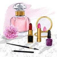 Makeup Counter I Fine-Art Print