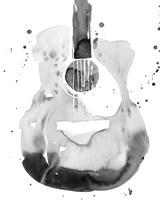 Guitar Flow II Fine-Art Print