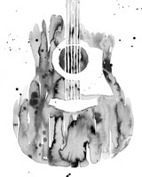 Guitar Flow III Fine-Art Print