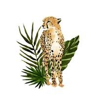 Cheetah Outlook I Fine-Art Print