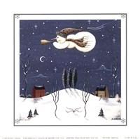 Winter's Arrival Fine-Art Print