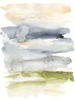 Crystallized Marsh I Fine-Art Print