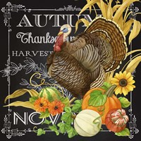 Harvest Greetings I Fine-Art Print