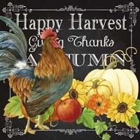 Harvest Greetings III Fine-Art Print