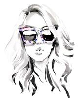 Look into the Sun(Glasses) I Fine-Art Print