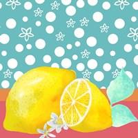 Lemon Inspiration II Fine-Art Print