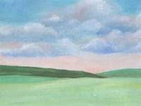 Soft Sky II Fine-Art Print