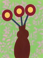 Graphic Vase III Fine-Art Print