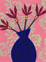 Graphic Vase IV Fine-Art Print