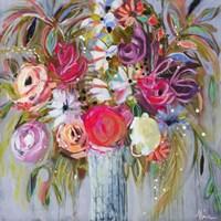 Blooming in Sunshine V Fine-Art Print