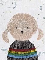 Hip Dog IV Fine-Art Print