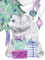 December Tree IV Fine-Art Print