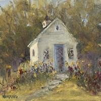 Sweet Cottage III Fine-Art Print