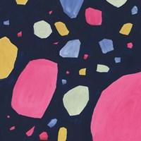 Bright Terrazzo I Fine-Art Print