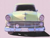 Vintage Ride VI Fine-Art Print