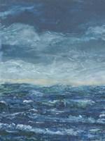 Dark Seas I Fine-Art Print