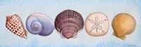2-UP Sea Dwellers I Fine-Art Print